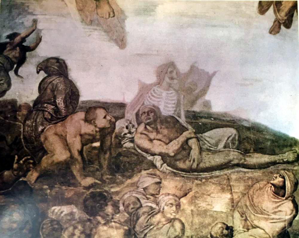 Michelangelo The Last Judgment Michelangelo Portrait Paintings