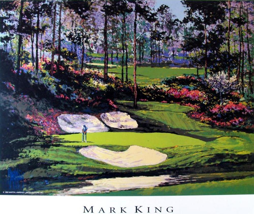 Golf Mark Mark King Golf Amen's Corner