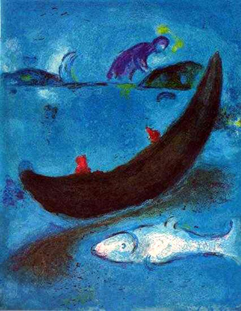 Marc Chagall Jonah - Click Image to Close